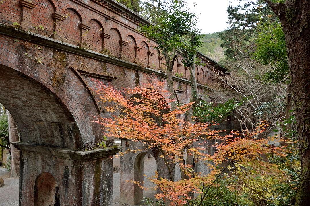 南禅寺の水路閣