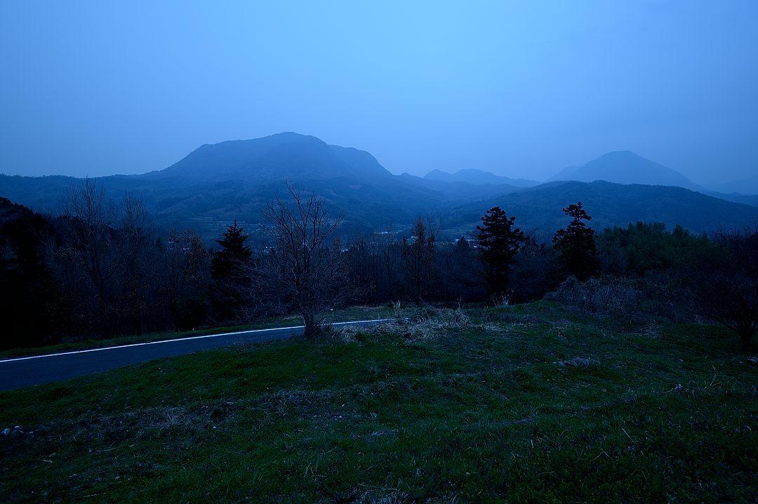 【06:21】 群狼山と尻付山