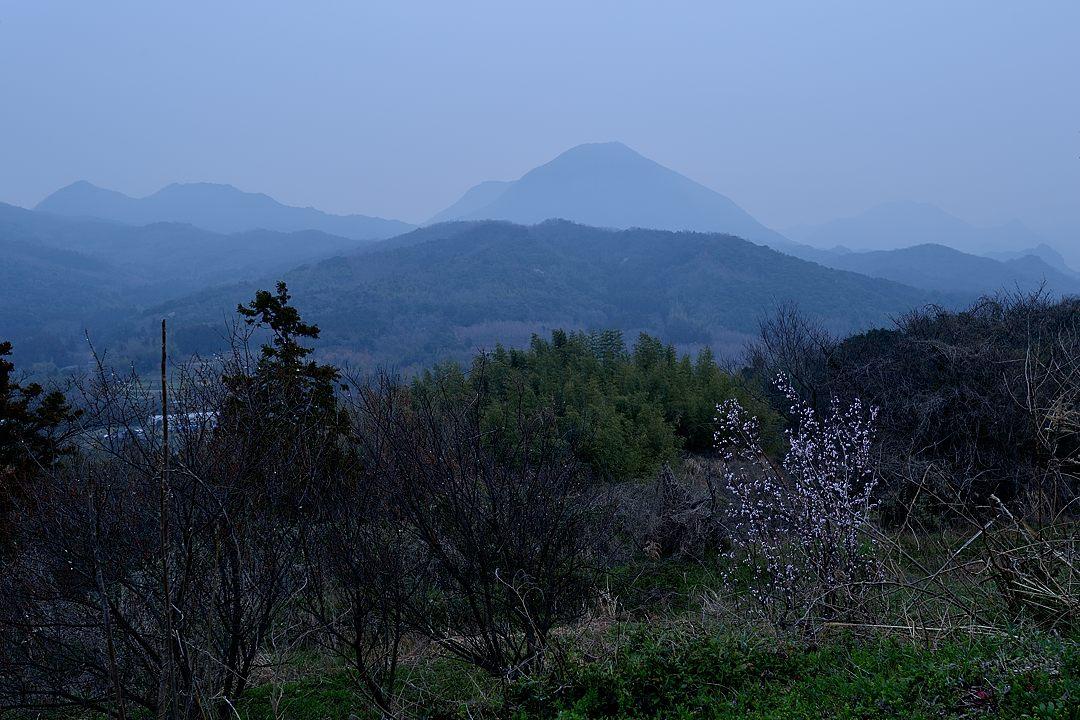 【06:40】 尻付山