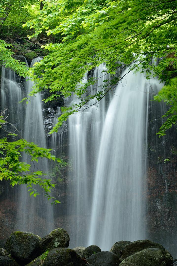 乙女の滝全景
