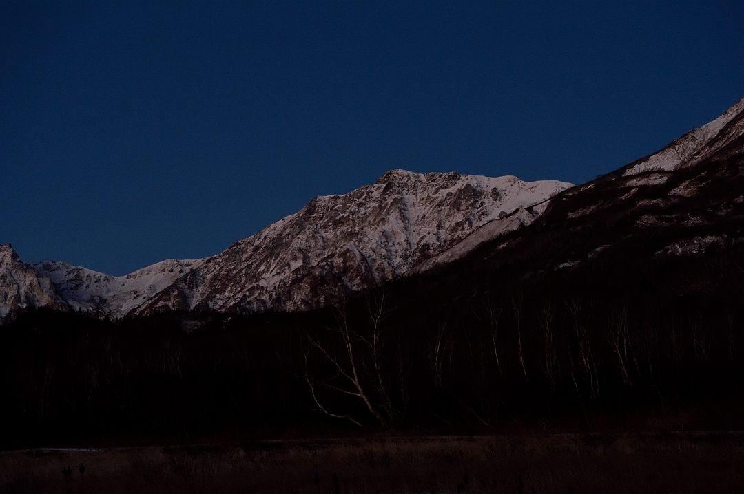 【05:38】 空が白み始め