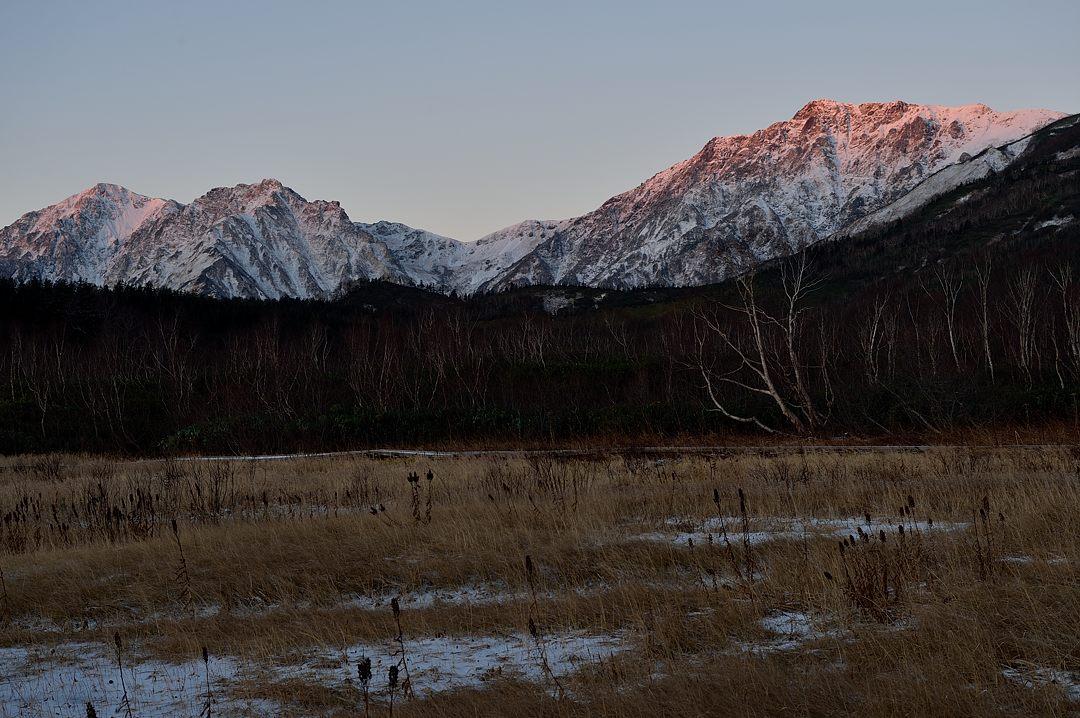【06:03】 白馬鑓ヶ岳