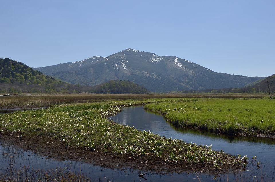 至仏山 from ビューポイント