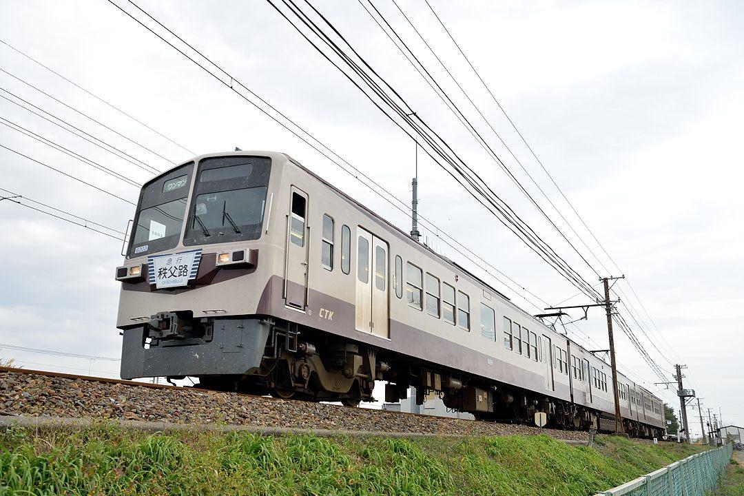 【10:01】下り・急行列車