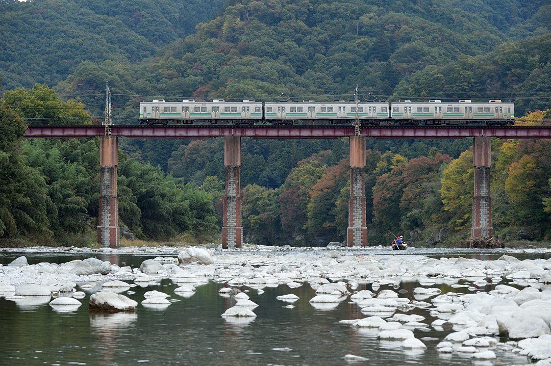 【12:47】下り・普通列車