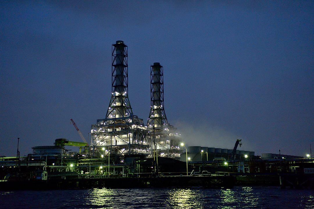 川崎バイオマス発電所