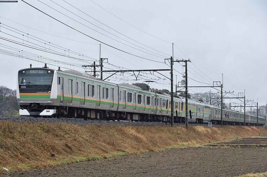 【15:02】下り・貨物列車
