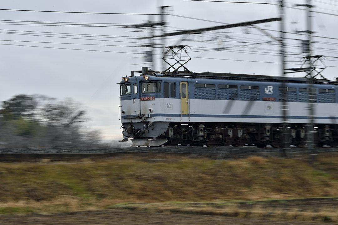 【10:40】上り・貨物列車