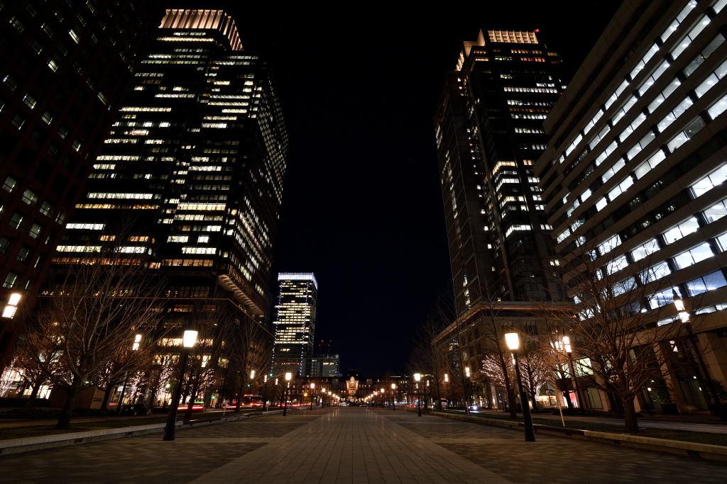 東京駅方向