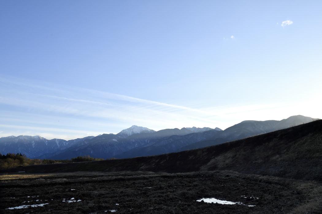 【16:03】鳳凰三山、甲斐駒ケ岳