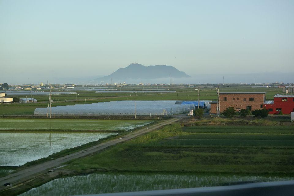 【18:40】 函館山遠景