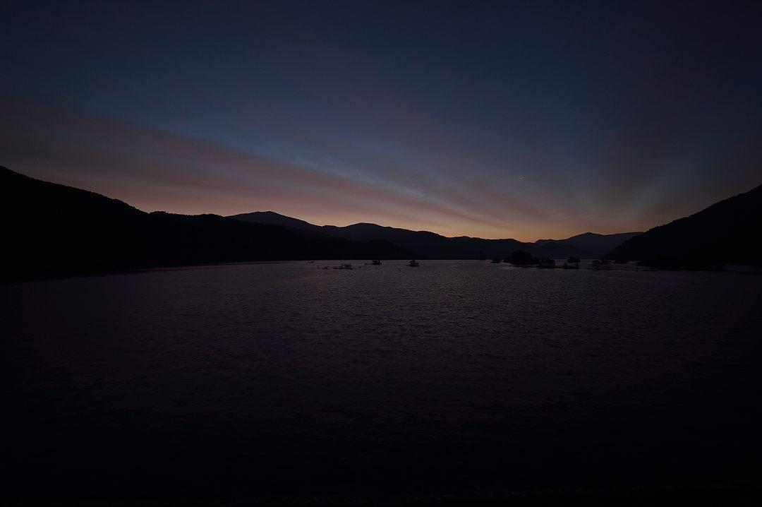 03:35:59 朝焼け