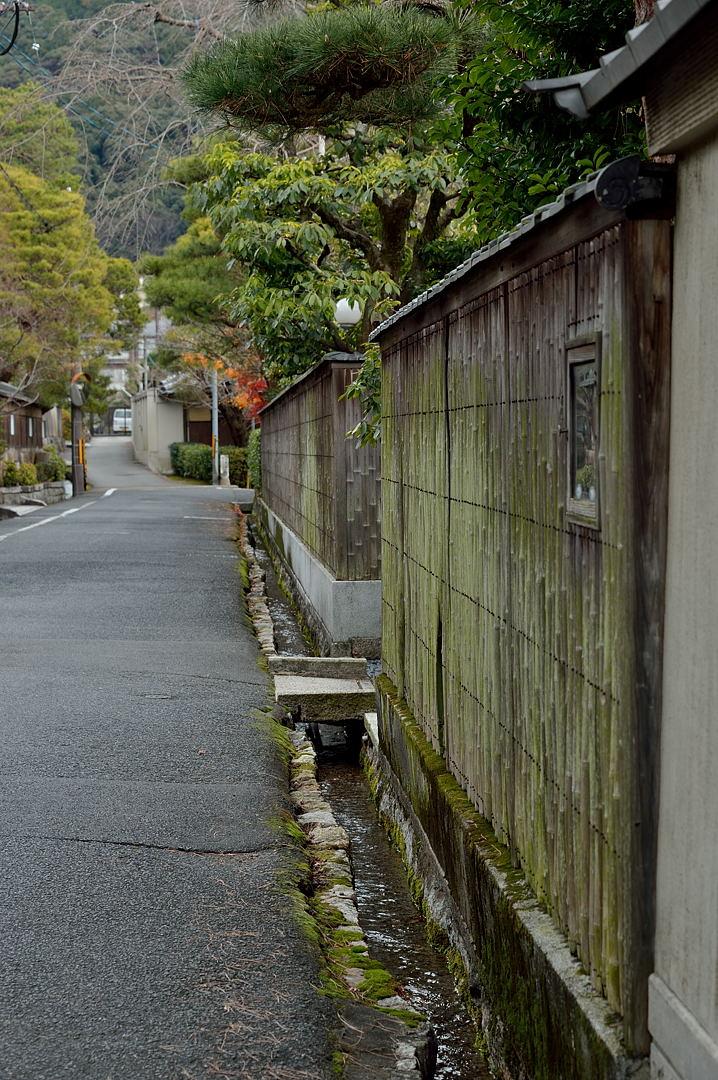 南禅寺への散歩道