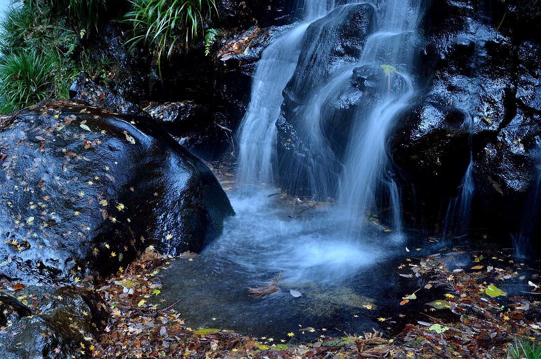 初景滝の副滝