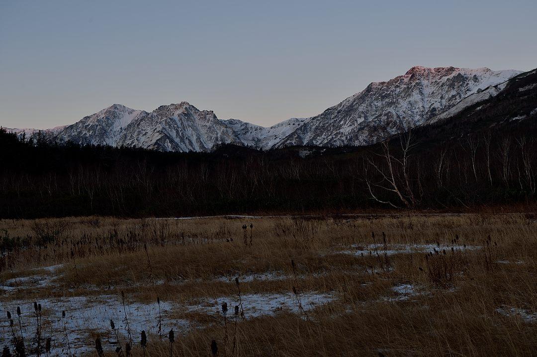 【06:02】 白馬岳山頂