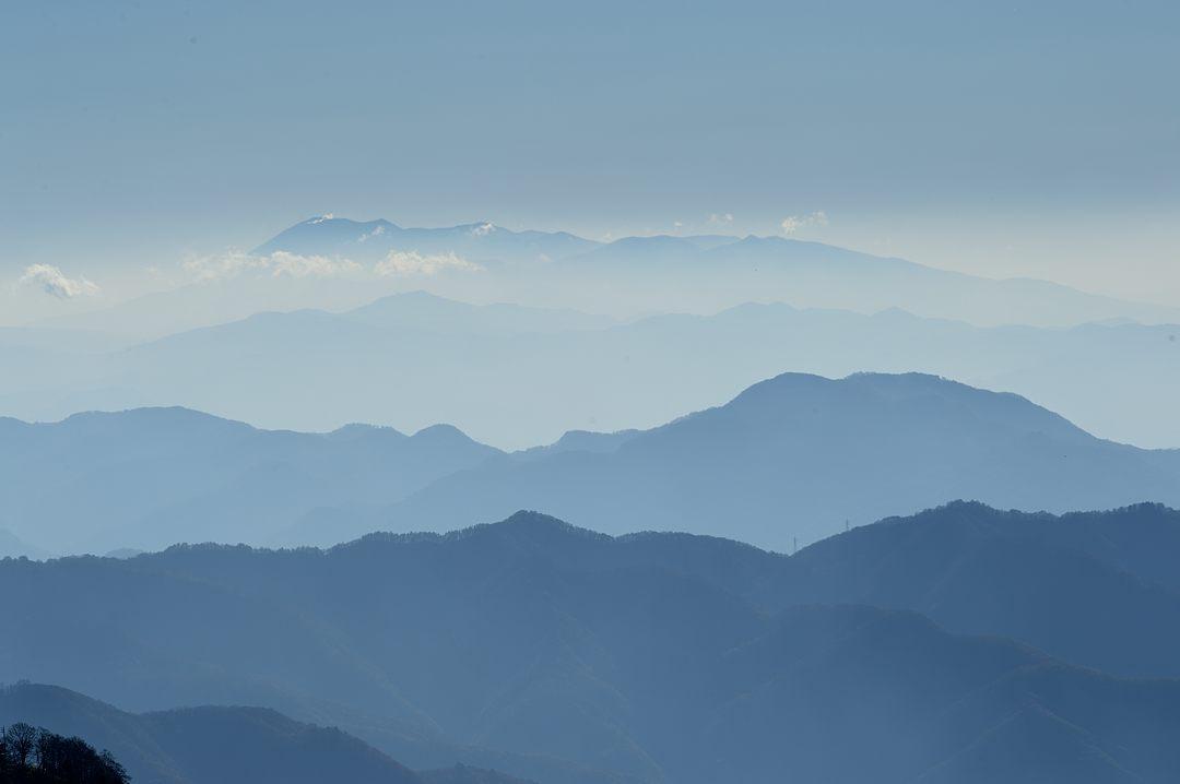 浅間山~湯ノ丸山