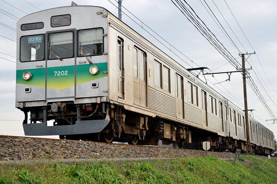 【09:24】下り・普通列車