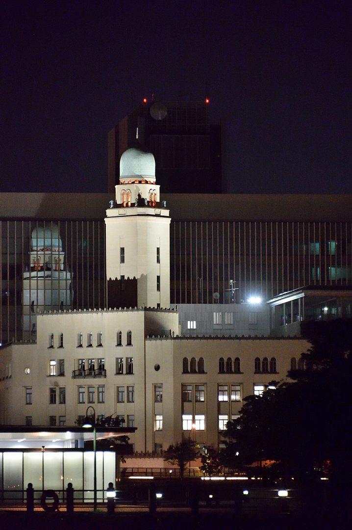 クイーンの塔(横浜税関)