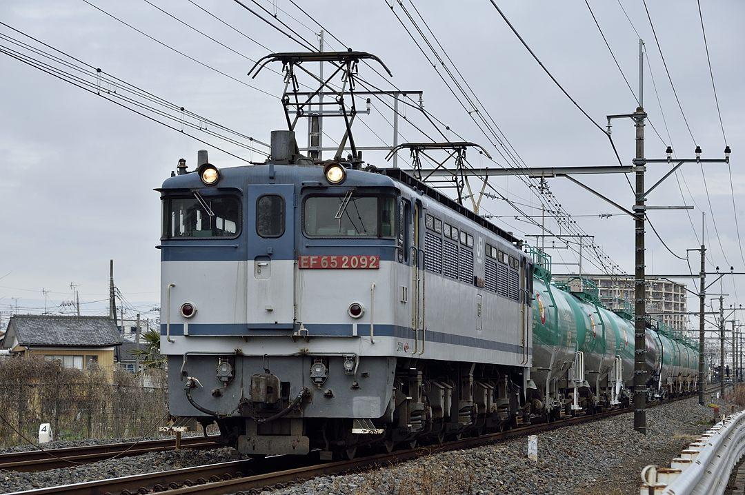 【11:49】上り・貨物列車
