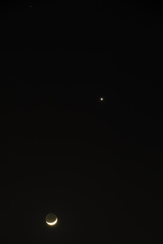 火星、金星、月