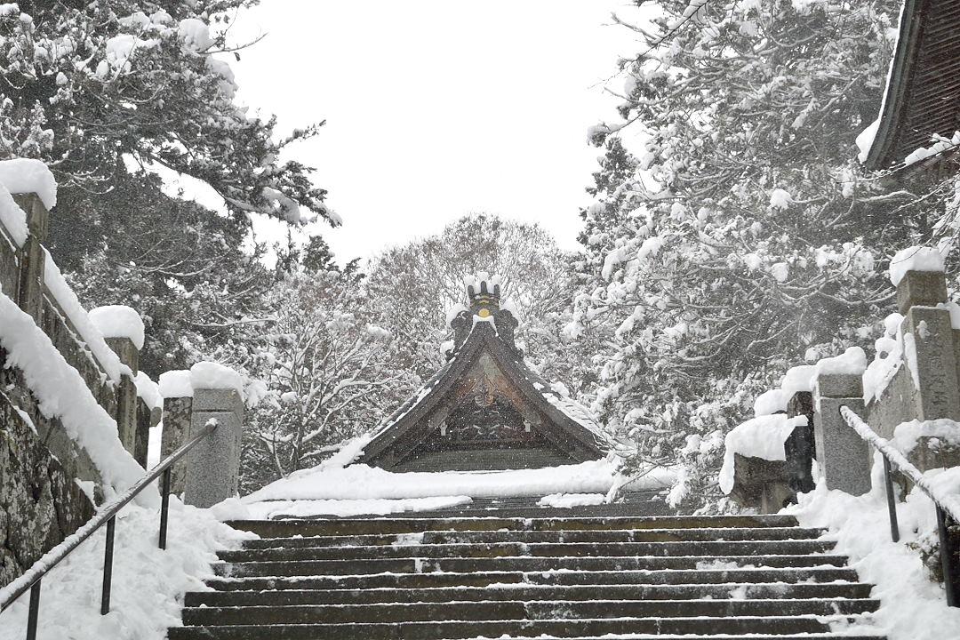 北向観世音堂の屋根